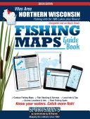 Northern Wisconsin - Vilas Area Fishing Map Guide [Pdf/ePub] eBook