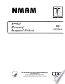 NIOSH Manual of Analytical Methods