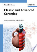 Classic and Advanced Ceramics Book