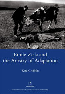 Pdf Emile Zola and the Artistry of Adaptation Telecharger