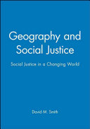 Geography and Social Justice