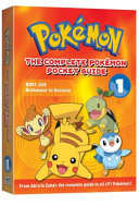 The Complete Pok  mon Pocket Guide  Vol  1