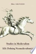Defining Neomedievalism S