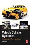 Vehicle Crash Modeling and Analysis