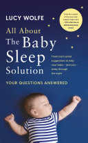 All About The Baby Sleep Solution ebook