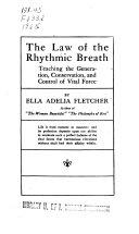 The Law of the Rhythmic Breath