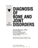Diagnosis of Bone and Joint Disorders