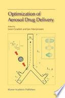 Optimization of Aerosol Drug Delivery