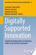Digitally Supported Innovation