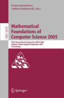 Mathematical Foundations of Computer Science 2005