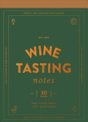 Wine Tasting Notes Book PDF