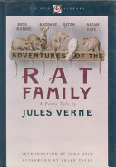 Adventures of the Rat Family ; a Fairy Tale