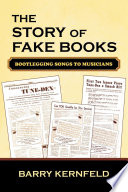 The Story of Fake Books Book PDF