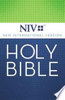 Niv Holy Bible Ebook