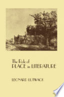 The Role of Place in Literature