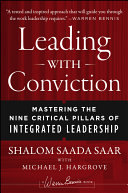 Leading with Conviction Pdf
