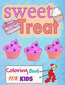 Sweet Treat Coloring Book For Kids