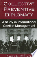 Collective Preventive Diplomacy