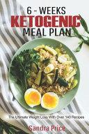 6 Weeks Ketogenic Meal Plan