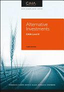 Alternative Investments Pdf/ePub eBook