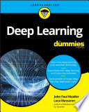 Deep Learning For Dummies Book PDF