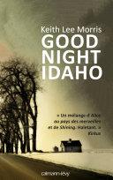 Good night Idaho Pdf/ePub eBook