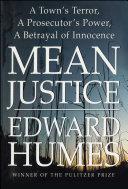 Mean Justice ebook