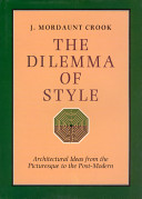 The Dilemma of Style
