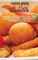 Air Frying Cookbook