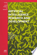 Artificial Intelligence Research and Development Book