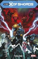 X Of Swords Vol  1