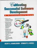 Cultivating Successful Software Development