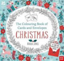 The National Trust: Colouring Book of Cards and Envelopes: Christmas