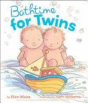 Bathtime for Twins Book PDF