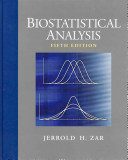 Biostatical Analysis with MyMathLab Student Access Kit (ad Hoc for Valuepacks)