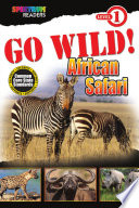 GO WILD  African Safari Book