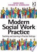 Modern Social Work Practice