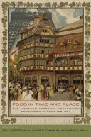 Food in Time and Place Pdf/ePub eBook