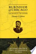 Burnham Of Chicago Book PDF