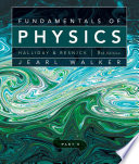 Fundamentals of Physics  Chapters 38 44