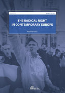 The Radical Right in Contemporary Europe