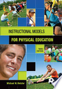 Cover of Instructional Models in Physical Education
