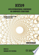 Iccs19 19th International Conference On Composite Structures Book PDF