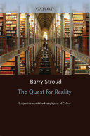 The Quest for Reality