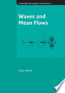 Waves and Mean Flows