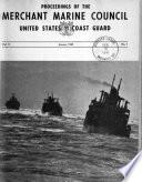 Proceedings of the Merchant Marine Council