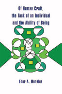 Of Human Craft, the Task of an Individual and the Ability of Being [Pdf/ePub] eBook