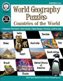 World Geography Puzzles  Countries of the World  Grades 5   12