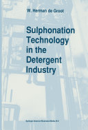 Sulphonation Technology in the Detergent Industry