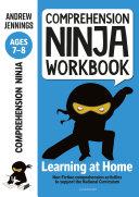 Comprehension Ninja Workbook for Ages 7 8